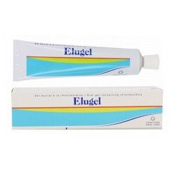 ELUGEL TUBO DE 40 ML.