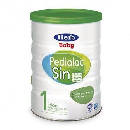 HERO LECHE PEDIALAC BABY PEDIALAC SIN 800GR