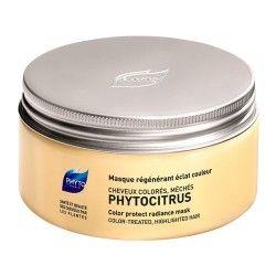 Phytocitrus Mascarilla Regenerante Brillo y Color 200 ml.