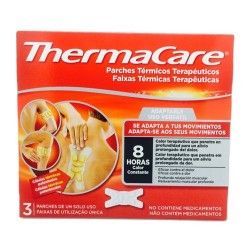 THERMACARE ADAPTABLE 3 UND PARCHES TERMICOS