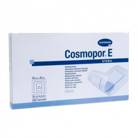 Cosmopor E Steril Apósito Adhesivo 15 x 8 cm. 5 Unidades