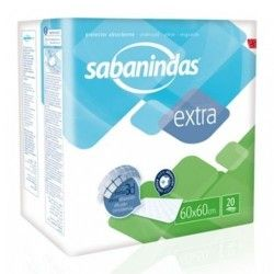 SABANINDAS EXTRA 60X60 20 UND