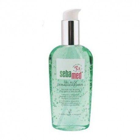 Seba-Med Gel de Aloe Hidratante 200 ml.