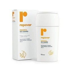 REPAVAR PEDIATRICO GEL-CHAMPU 200 ML.