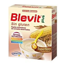 Blevit Plus Superfibra Sin Gluten 600 gr.