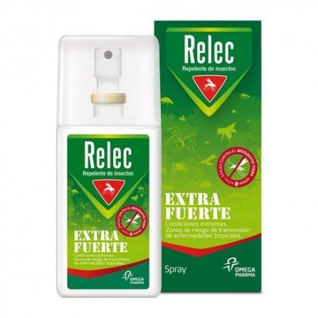 Relec Extra Fuerte Spray 75 ml.