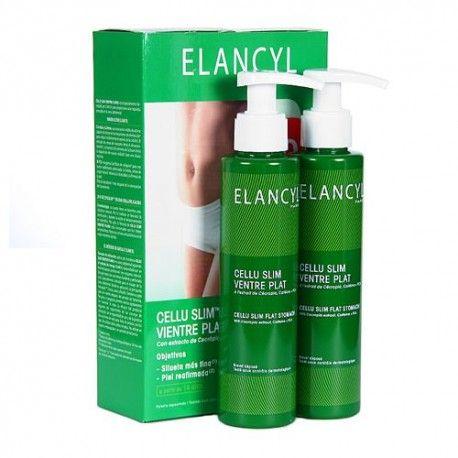 Elancyl Pack Cellu Slim Vientre Plano 2x150 ml.