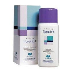 Rueber Tricosystem Lipoacid-T Tónico Regulador Seborreico 150 ml.