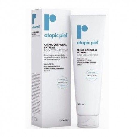 Repavar Atopic Piel Crema Corporal 150 ml.