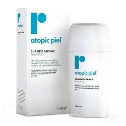 Repavar Otc Atopic Piel Champú Capilar 200 ml.