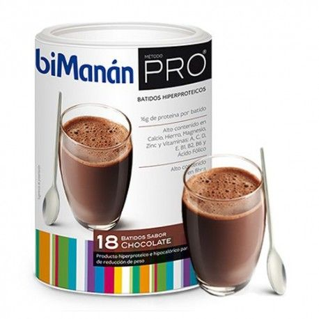BIMANAN PRO BATIDO CHOCOLATE 540GR