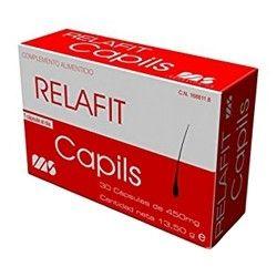 RELAFIT MS CAPILS 30 CAPSULAS