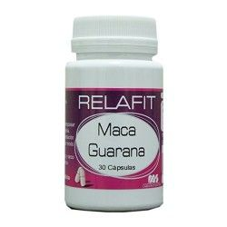 RELAFIT MS MACA GUARANA BOTE 30 CAPS.