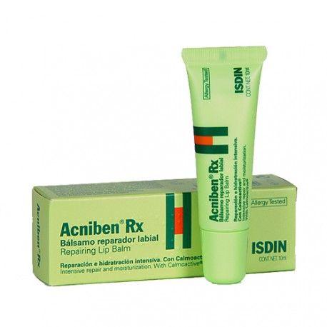 ACNIBEN RX BALSAMOS REPARADOR LABIAL 10 ML.