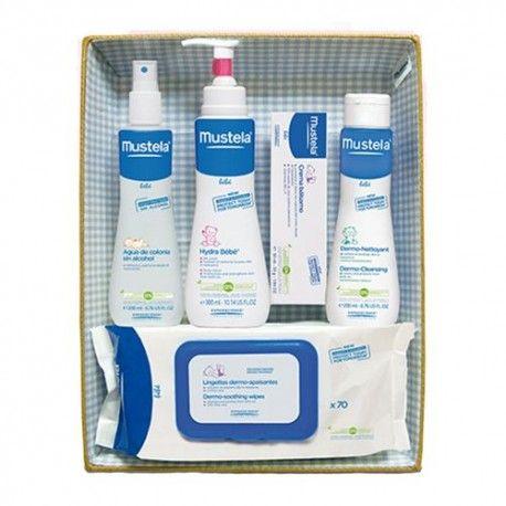 Mustela Canastilla Azul Productos de Bebé