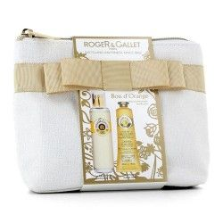 Roger&Gallet Neceser Bois d'Orange Fragancia 30 ml. + Crema de Manos y Uñas 30 ml.