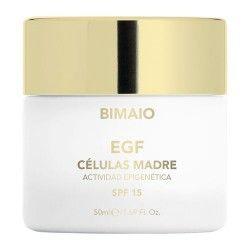 Bimaio Crema EGF Celulas Madre SPF 15+ 50 ml.