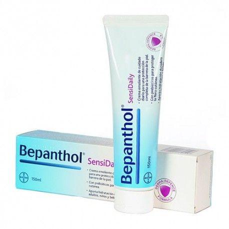 Bepanthol SensiDaily Crema 150 ml.