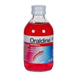 Oraldine Antiséptico 200 ml.