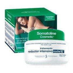 Somatoline Cosmetic Reductor Intensivo Noche 10 250 ml.
