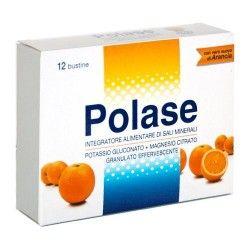 Polase 12 Sobres Sabor Naranja