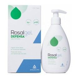 Rosalgel Defensa Gel Íntimo 250 ml.