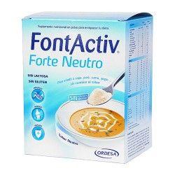 Fontactiv Forte Sabor Neutro 10 Sobres