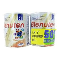 Blenuten Vainilla 800 gr. 2ª Unidad 50% de Descuento
