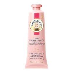 Roger&Gallet Crema de Manos y Uñas Rose Hidratante Calmante 30 ml.