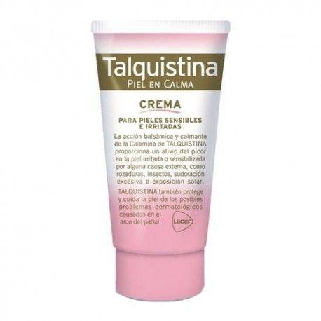 Talquistina Crema 50 ml.