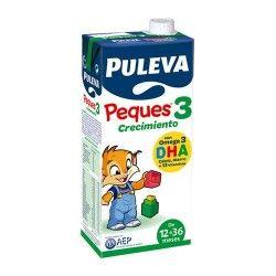PULEVA PEQUES -3- CRECIMIENTO 1 LITRO