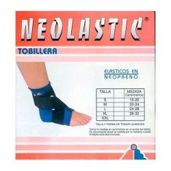 TOBILLERA NEOLASTIC C/ESTABIL. T/L GDE.
