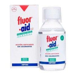 COLUTORIO FLUOR AID 0,2 SEMANAL 150 ML.