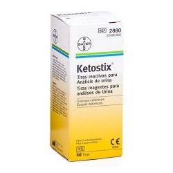 KETOSTIX 50 TIRAS REF.-2880