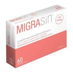 Migrasin Ezima DAO Sin Cafeína 60 Comprimidos