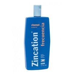 ZINCATION CHAMPU FRECUENCIA 300 ML.