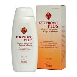 KETOPROMO PLUS CHAMPU 200 ML.