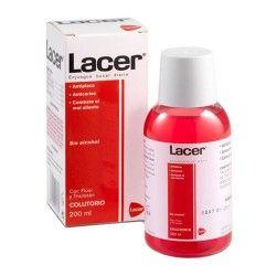 COLUTORIO LACER 200 ML. SIN ALCOHOL
