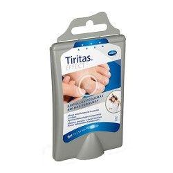 TIRITAS EFFECT AMPOLLAS PEQ. 6U.