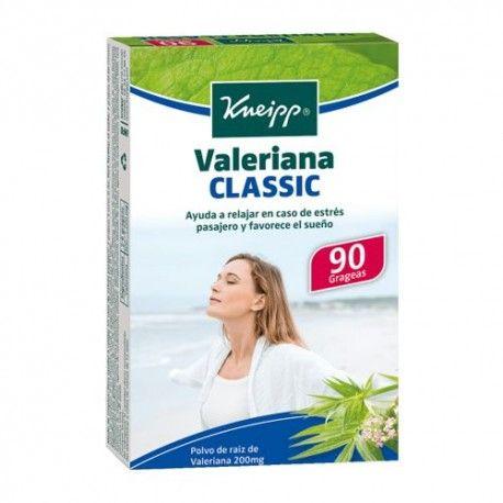 Kneipp Valeriana Classic 90 Grageas