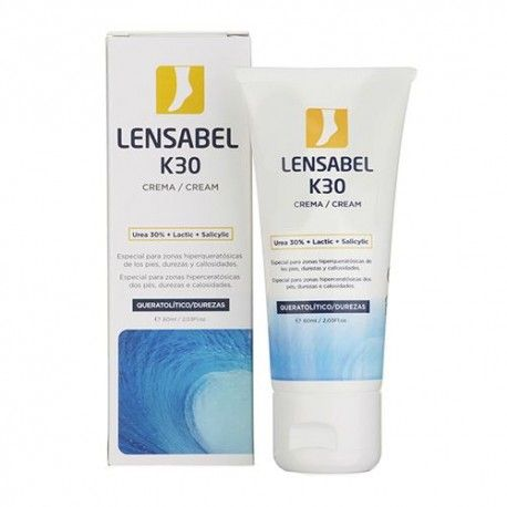 LENSABEL UREA-30 CREMA 50 ML.