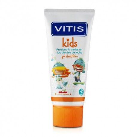 Vitis Kids Gel Dentífrico 50 ml.