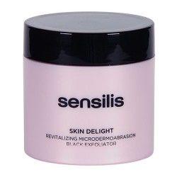 Sensilis Skin Delight Peeling Revitalizante Negro 75 ml.