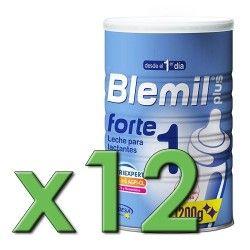 Blemil Plus 1 Forte 1200 gr. Pack 12 Unidades