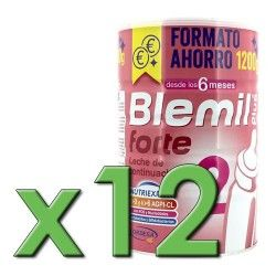Blemil Plus 2 Forte Formato Ahorro 1200 gr. Pack 12 Unidades