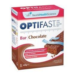 OPTIFAST CHOCOLATE 6 BARRITAS