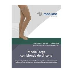 MEDIA MEDILAST LARGA C.NORMAL T/GDE. R.100G