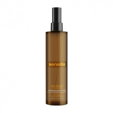 Sensilis Sun Secret Face & Body Agua Superbronceadora 200 ml.