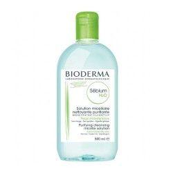 Bioderma Sébium H2O Solución Micelar 500 ml.