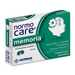 Normocare Memoria 30 Comprimidos